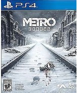 *BRAND NEW* Metro Exodus (PS4, Playstation 4) *SEALED* - $64.30