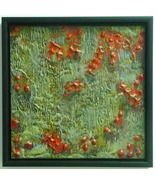 Cherry Grove-Encaustic Original  Painting - $525.00
