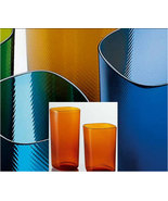 NasonMoretti Rainbow Glassware - Set of Six Ass... - $415.00