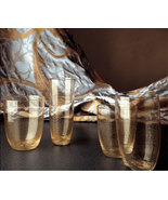 NasonMoretti set of six Aliseo Water Glasses - $475.00