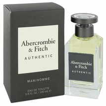 Abercrombie & Fitch Authentic by Abercrombie & Fitch 3.4 oz EDT Cologne Spray fo - $39.85