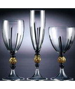 Seguso Viro Stemware - Ca' Zenobio - Set of six... - $979.00
