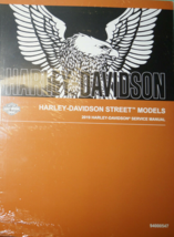 2019 Harley Davidson Street Models Service Repair Shop Workshop Manual - $188.05