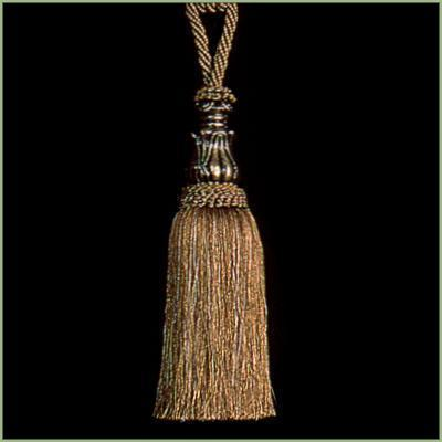 "32"" EARTH Metal Bell Tie Hanging Tapestry TASSEL"