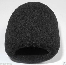 Foam Cover Windscreen for E845 E835 58 57 Wired Wireless Handheld Microp... - $1.97