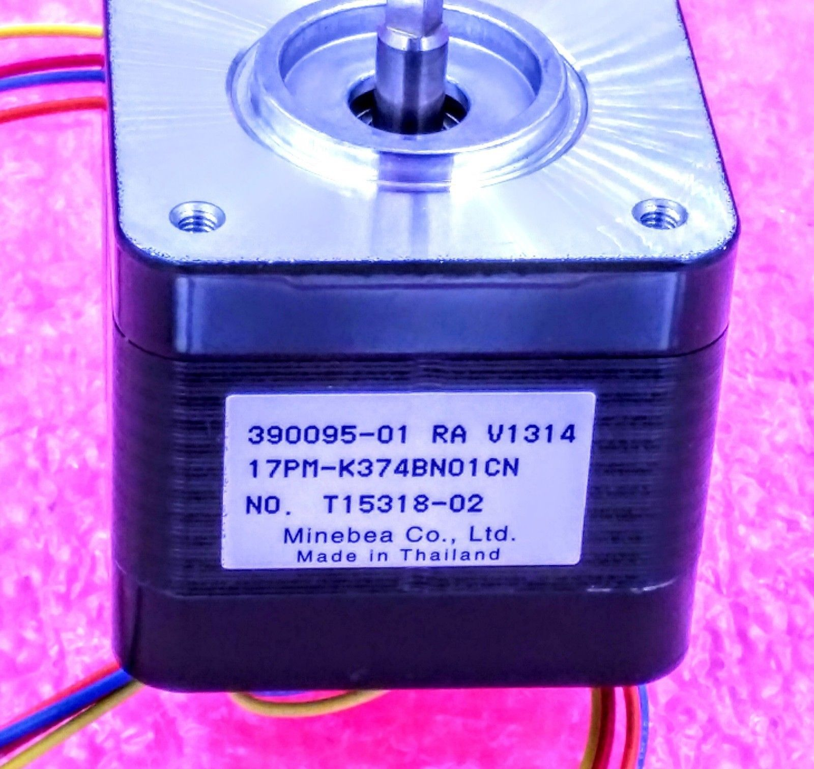 NEMA11 Single Shaft 0.67A//16oz-in Stepper Motor 11HS20