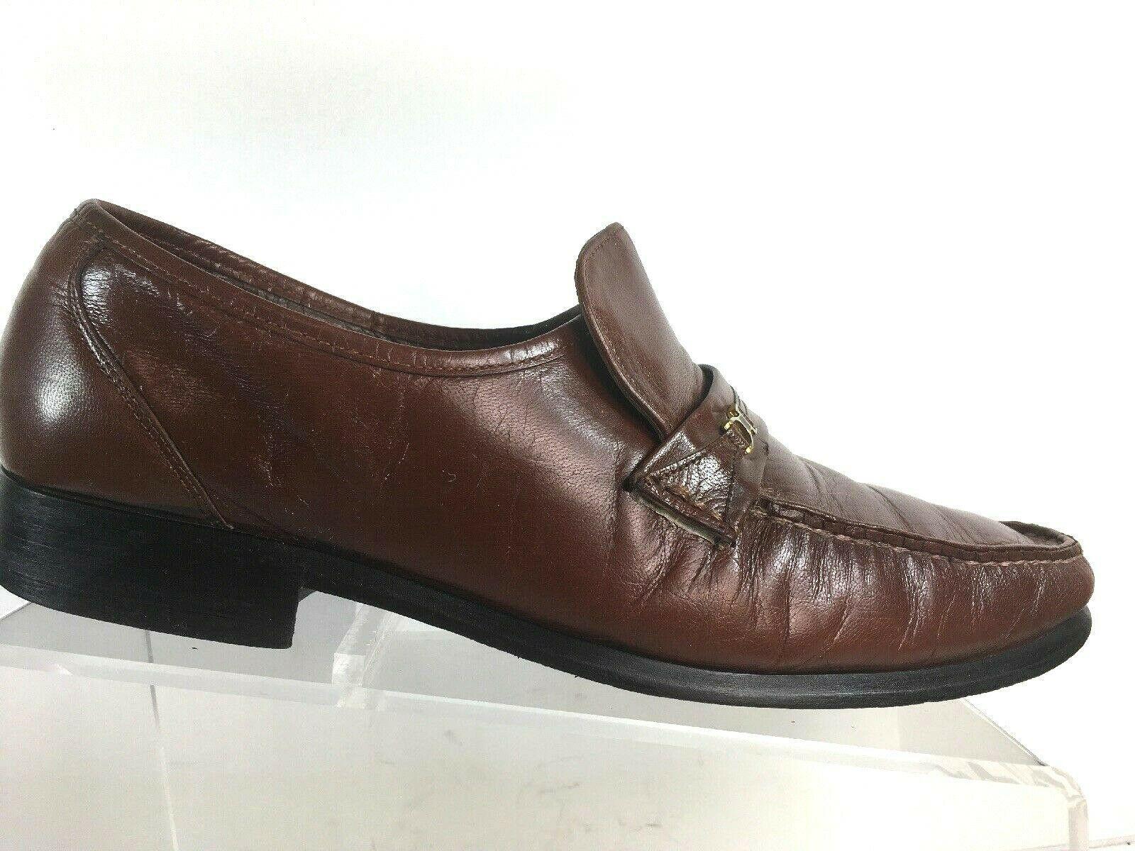 Florsheim Men/'s Shoes Beaufort Moc Toe Penny Loafer Black 11869-001