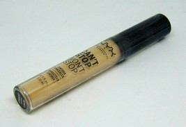 NYX CAN'T STOP WON'T STOP Contour Concealer  07 Natural 0.11oz/3.5ml  - $6.88