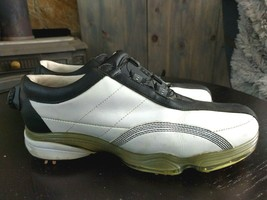 Footjoys Dryjoys Dialed In BOA Closure Women's Size 8 M Golf Shoes 99144  White - $42.03