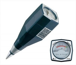 Shinwa Soil Tester pH Acidity Meter potential of hydrogen Japan Garden - $55.99