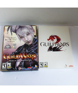 PC CD-ROM lot of 2 games Guild WarsGame of the Year Edition - $34.65