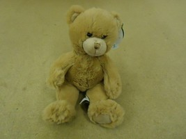 First & Main Teddy Bear 11in Cute Adorable Light Brown Dean Ages 3 & Up - $15.16