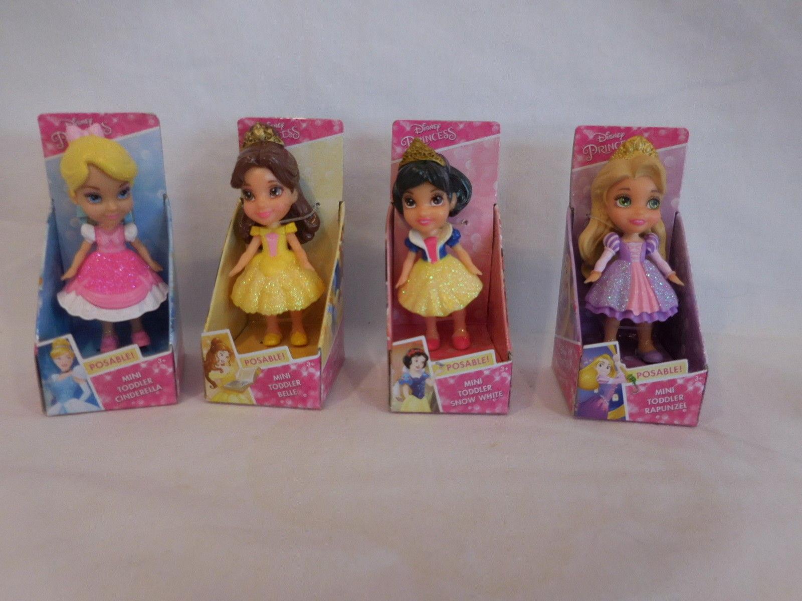 Disney Princess Mini Toddler Dolls 4 And 31 Similar Items