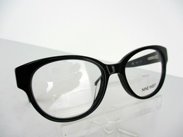 Nine West NW 5079 (001) Black  48 x 17 135 mm Eyeglass Frame - $51.96