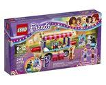 LEGO Friends 41129 Amusement Park Hot Dog Van Building Kit (243 Piece) NEW