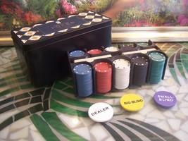 Sterling Goods Texas Hold'em Poker Chip Set - $6.89