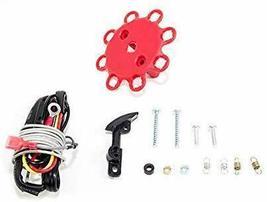 Pro Series R2R Distributor for Mopar Dodge Chrysler BB, V8 Engine Red Cap image 8