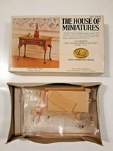 The House of Miniatures Queen Ann Table Kit #40038 Dollhouse Furniture - $10.89