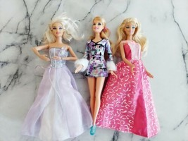 Barbie Doll Lot of 3 - $14.00