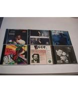 6 RARE JAZZ MINT-CD's ~ Billie/Coltrane/Lloyd/Con Alma/Chico/Dakota ! - $18.18
