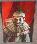 American Horror Story Twisty Clown Glossy Art Print 11 x 17 Hard Plastic... - $24.99