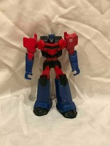 Fast Food Toy McDonald's Transformers Optimus Prime Hasbro 2016 - $0.98