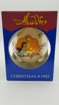 Schmid Collectors Gallery Disney's Aladdin 1993 Christmas Ornament  - $16.78