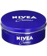 100% Authentic German Nivea Creme Cream 8.45 oz./ 250ml oz. - Made & Imp... - $7.24