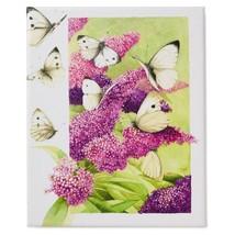 Butterfly Garden 8x10 Wrapped Canvas Art by Marjolein Bastin Wall Hangin... - $24.70