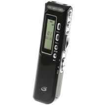 GPX(R) PR047B Digital Voice Recorder PET-GPXPR047B - $43.17