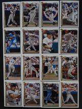 1992 Upper Deck Homerun Heroes Partial Insert Set 16 Baseball Cards Miss... - $2.50