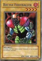 Yu-Gi-Oh Card- Battle Footballer - $1.25
