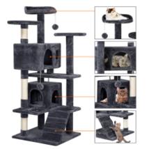 """51"""" Cat Condo Cat Tree - $89.99"""