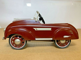 Hallmark Kiddie Car Classic 1937 SteelCraft Airflow by Murray Luxury Edi... - $39.88