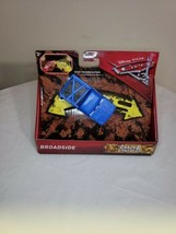 Disney Pixar Cars 3 Crazy 8 Crashers Broadside Vehicle, 1:55 Scale - $18.05