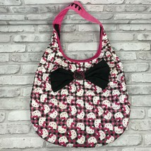 Hello Kitty FAB Starpoint Purse Tote Bag with Bow  - $13.89