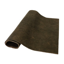 """Pre-Cut Aviator Style Cowhide Leather Project Piece 8"""" x 11"""" 3oz 1.2mm - $12.69"""
