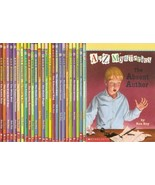 A to Z Mysteries Complete 29-Book Set: Books A to Z and Super Editions 1... - $189.99