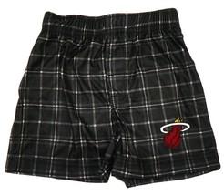 Boy's 4-7 Miami Heat Pajama Shorts Sleep Lounge NBA Basketball Toddler