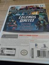Nintendo Wii LEGO Batman 2: DC Super Heroes image 2