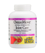 Natural Factors Osteomove Extra Strength Joint Care, 120 Tablets - $31.47
