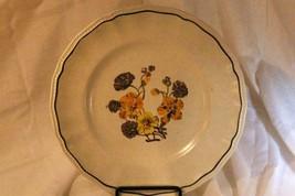 "Staffordshire Kensington Ironstone Dinner Plate 10 5/8"" - $5.54"