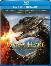 Dragonheart: Battle for the Heartfire [Blu-ray, 2017]