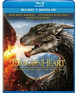 Dragonheart: Battle for the Heartfire [Blu-ray, 2017] - $4.95