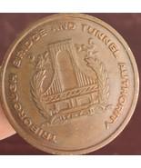 TRIBOROUGH BRIDGE AND TUNNEL AUTHORITY TOKEN! - $14.03