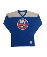 @ CCM New York Islanders Boy's Youth Homage Vintage Long Sleeve T-Shirt - $6.95