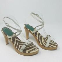Coach Women's Size 6 Ankle Strap Open Toe Sandals - $18.81