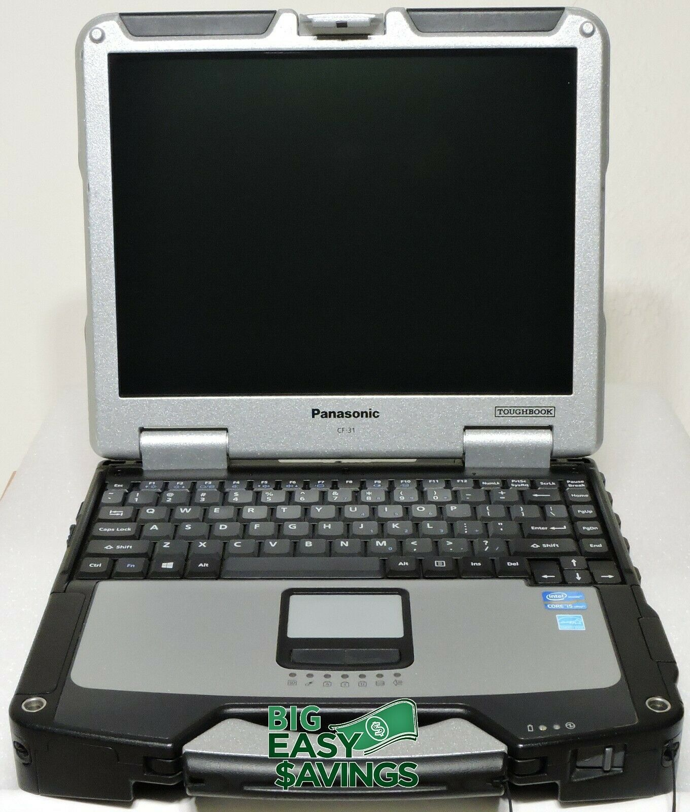 Primary image for Panasonic Toughbook CF-31 MK4 Rugged Intel Core i5-3340M 2.70GHz 8GB 500GB Touch