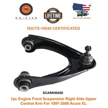 1pc Front Suspension Right Side  Upper Control Arm For 1997 - 2000 Acura EL - $46.48