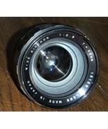 Wide Rikenon 35mm 1:2.8 f=35mm  15123 Japan Made Camera Lens Vintage - $39.59